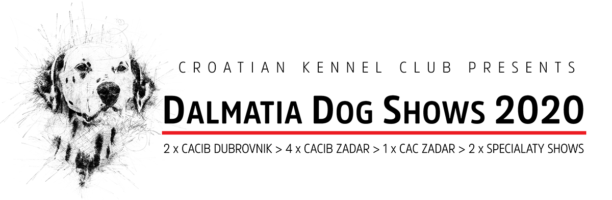 DALMATIA DOG SHOWS 2020